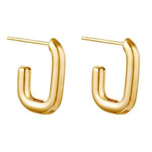 Lotz & Lot ZED EARRING - GOLD