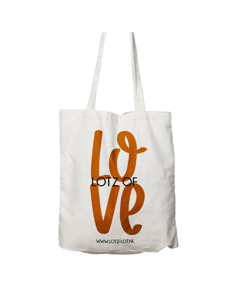 Lotz & Lot LOTZ TASJE - LOTZ OF LOVE