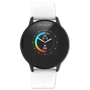 Oozoo OOZOO SMARTWATCH - WHITE/BLACK