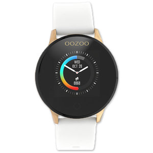 Oozoo OOZOO SMARTWATCH - WHITE/ROSE