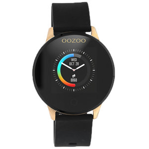 Oozoo OOZOO SMARTWATCH - BLACK/ROSE