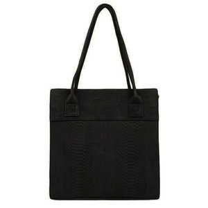 DSTRCT DSTRCT PORTLAND ROAD SHOPPER MEDIUM - BLACK