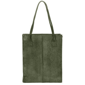 DSTRCT DSTRCT PORTLAND ROAD SHOPPER  - GREEN