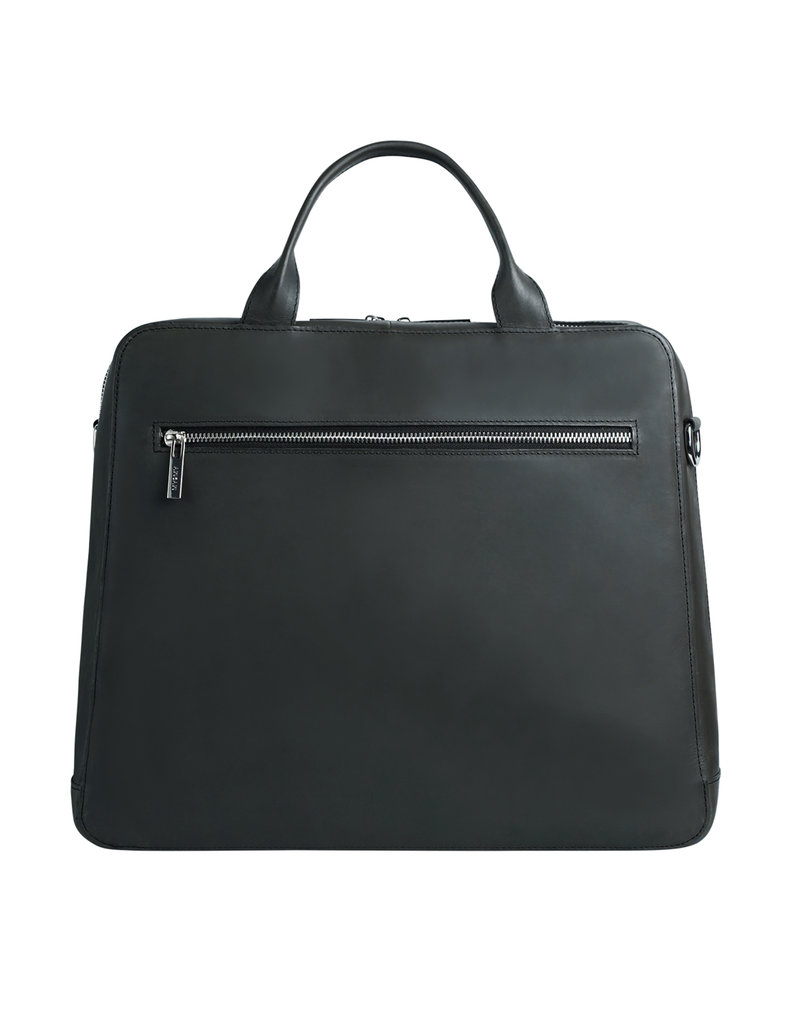 Myomy MY LOCKER BUSINESS BAG - HUNTER OFF BLACK