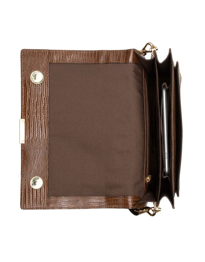 Burkely BURKELY CITYBAG - BROWN