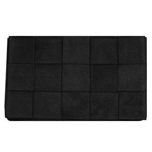 Lotz & Lot ARIANA BRAIDED BAG - BLACK