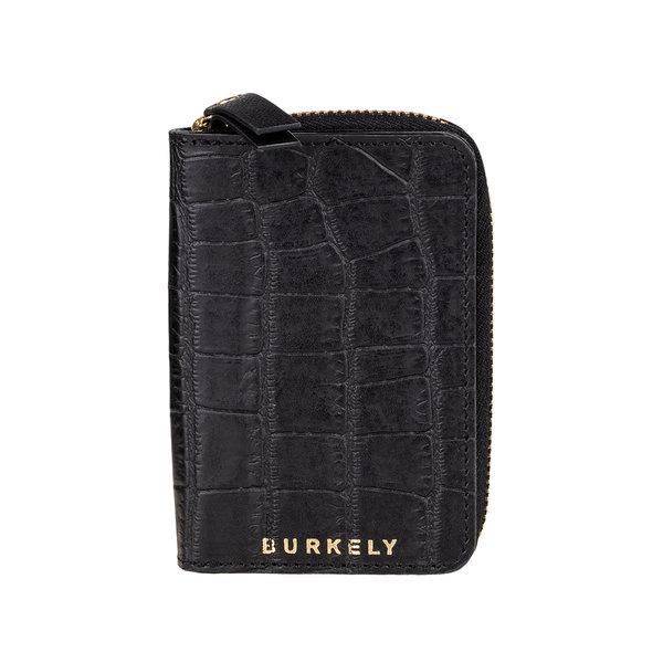 Burkely BURKELY WALLET CROCO - BLACK