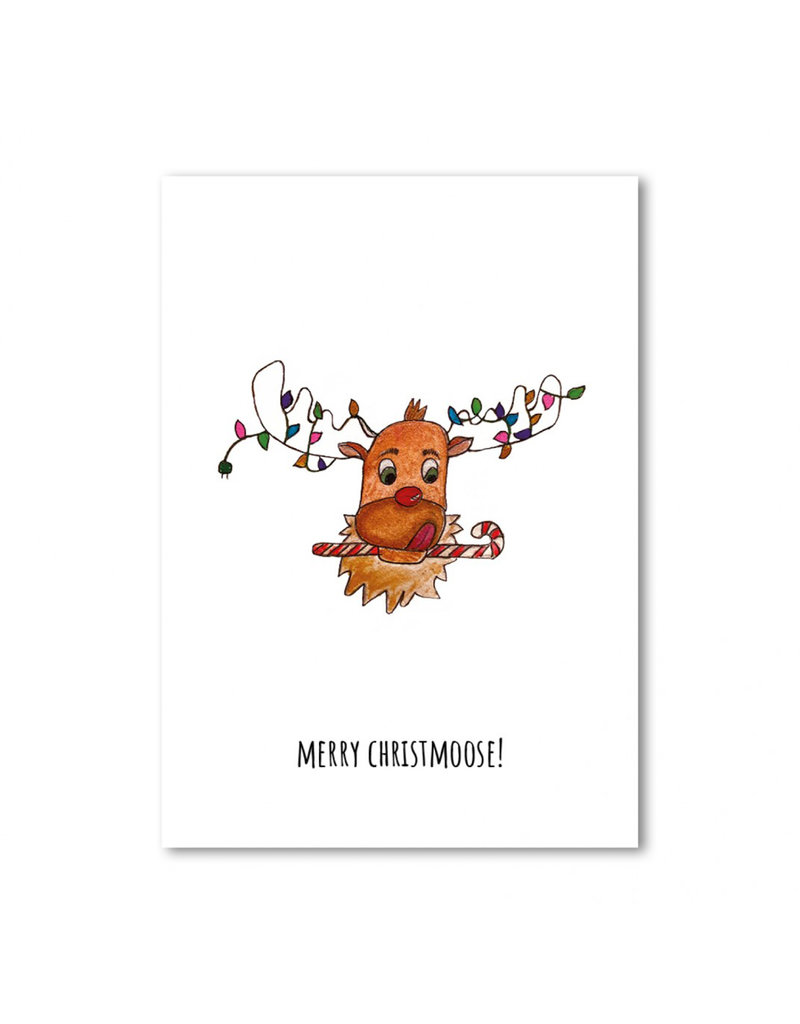 Studio Loli MERRY CHRISTMOOS - CHRISTMAS CARD