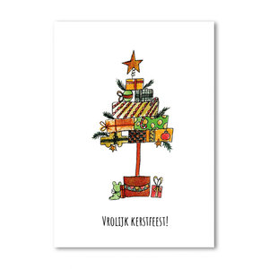 Studio Loli GIFT TREE - CHRISTMAS CARD