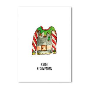 Studio Loli CHRISTMAS SWEATER - CHRISTMAS CARD