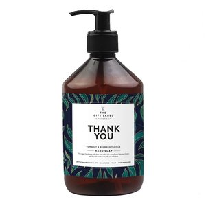 The Gift Label THANK YOU - HAND SOAP