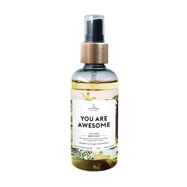 The Gift Label YOU ARE AWESOME  - BODY MIST