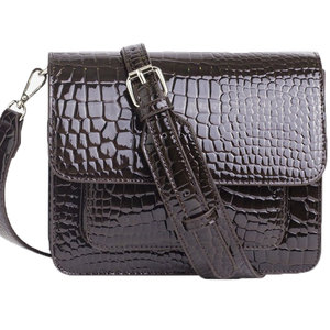 Hvisk CAYMAN  POCKET - DARK BROWN