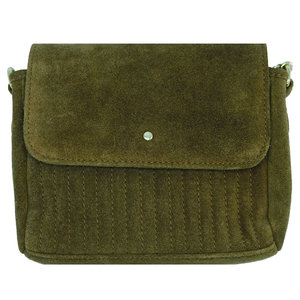 Dstrct DSTRCT SUEDE BAG - GREEN