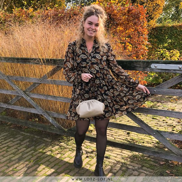 Ydence FEMKE BOHO DRESS - PAISLEY