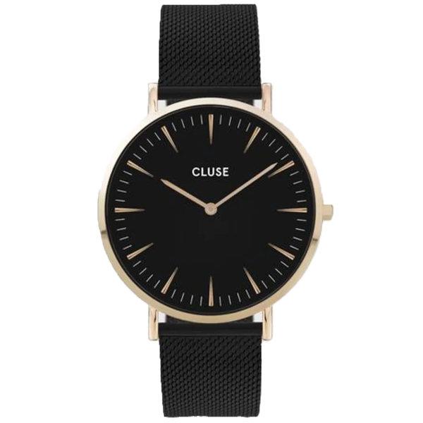 CLUSE BOHO CHIC MESH BLACK - GOLD