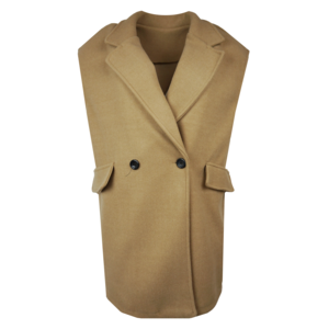 Lotz & Lot MER BLAZER SPENCER - CAMEL