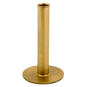 Lotz & Lot CANDLE HOLDER L - GOLD