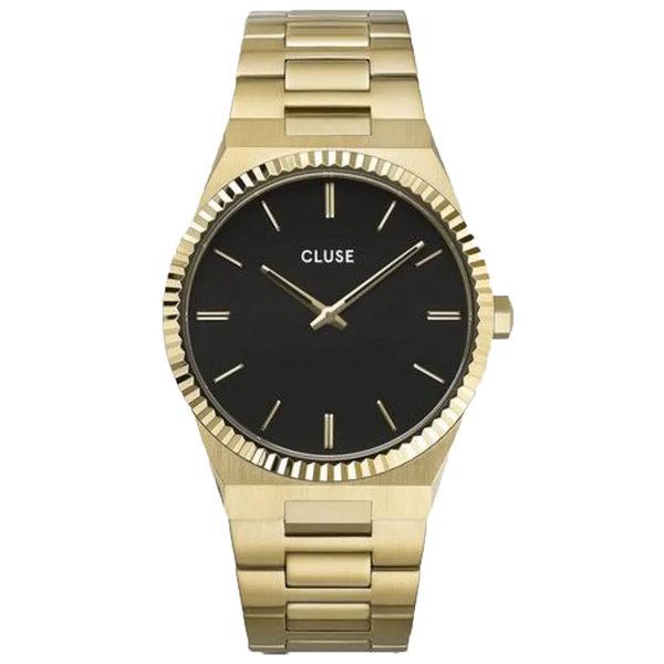 Cluse CLUSE VIGOUREUX STEEL BLACK - GOLD