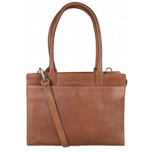 Cowboysbag LAPTOP BAG JADE - BROWN