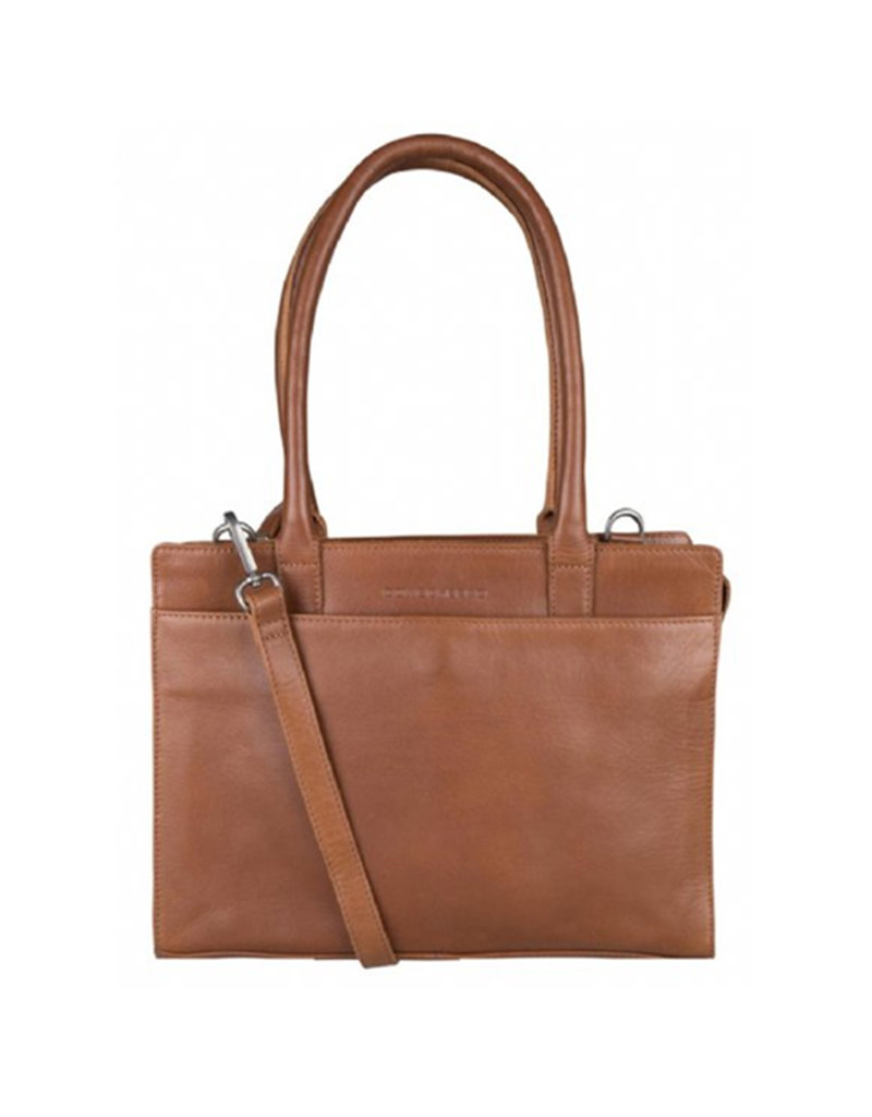 Cowboysbag LAPTOP BAG JADE - BROWN
