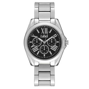 Ikki IKKI NOVA WATCH - SILVER/BLACK