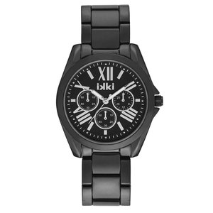 Ikki IKKI NOVA WATCH - BLACK/SILVER