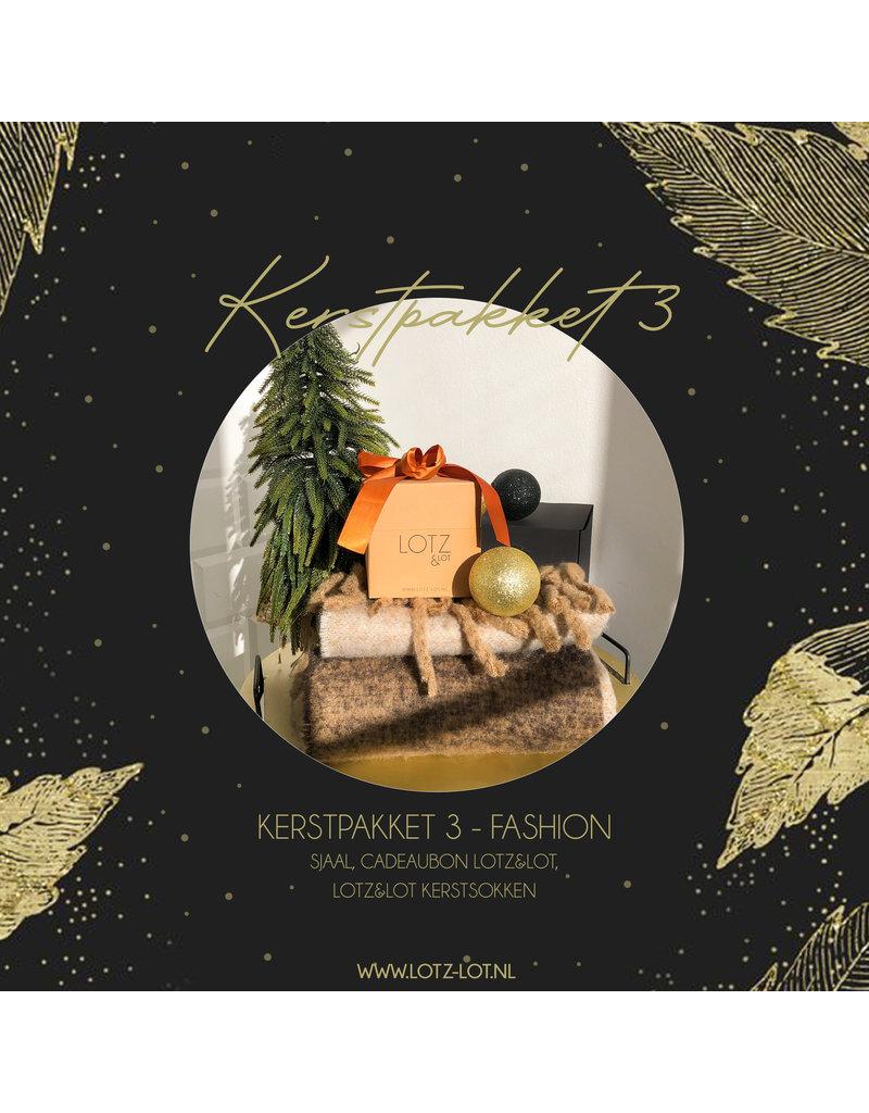 Lotz & Lot FASHION - KERSTPAKKET