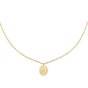 Lotz & Lot NECKLACE SNAKE - GOLD