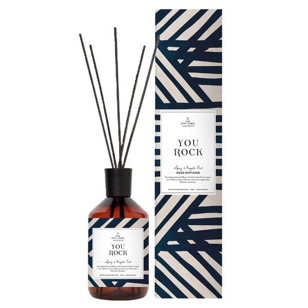 The Gift Label DIFFUSER - YOU ROCK