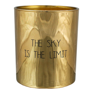 My Flame SCENTED CANDLE - THE SKY IS THE LIMIT