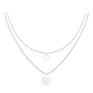 Yehwang NECKLACE COMPLEMENT - SILVER