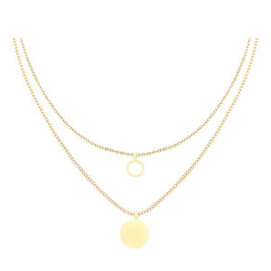 Yehwang NECKLACE COMPLEMENT - GOLD