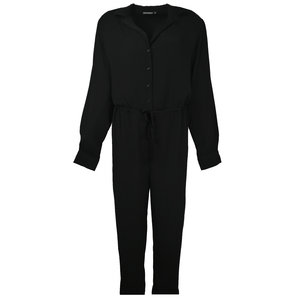 Rut & Circle BELLA JUMPSUIT - BLACK