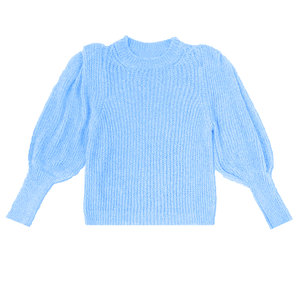 Ambika OLIVIA KNITTED SWEATER - LIGHT BLUE