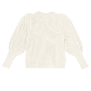 Ambika OLIVIA KNITTED SWEATER -  OFF WHITE