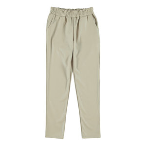 Lotz & Lot RUBY LEATHER PANTS - BEIGE