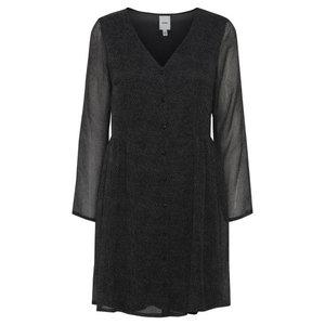 Ichi FABI DRESS - BLACK