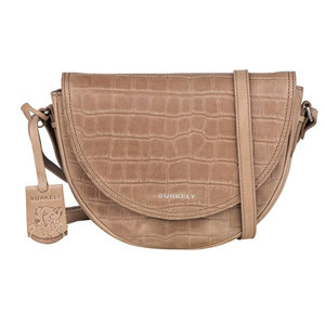Burkely CROCO CAIA CROSSOVER - TAUPE