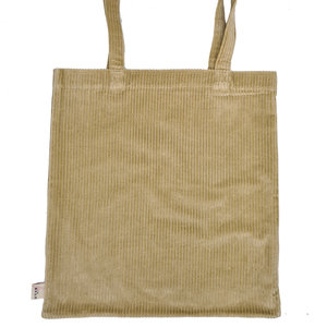 Life of Bulu TOTE RIB SHOPPER - BEIGE