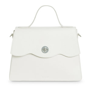 Myomy ROSE HANDBAG - RAMBLER OFF WHITE