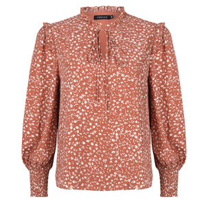 Ydence NADIA BLOUSE - BLUSH