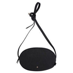 Zusss LISA SHOULDER BAG - BLACK
