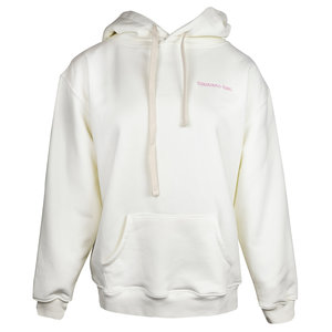 Colourful Rebel CLRFL RBL HOODIE - OFF WHITE