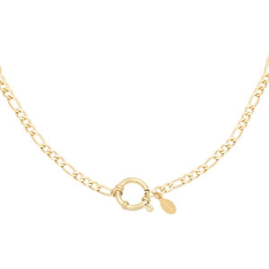 Lotz & Lot FAYE CHAIN NECKLACE - GOLD