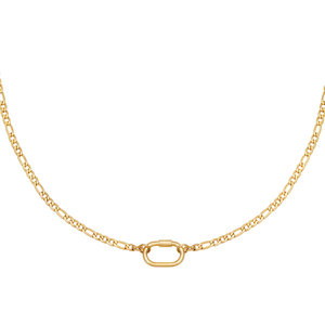 Yehwang SHELBY NECKLACE - GOLD