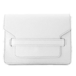 Lotz & Lot JAMIE BAG - WHITE