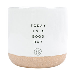 Zusss TODAY IS A GOOD DAY - SCENTED CANDLE