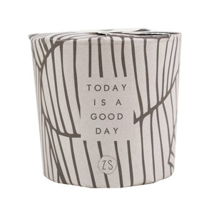 Zusss TODAY IS A GOOD DAY -  SMALL SCENTED CANDLE