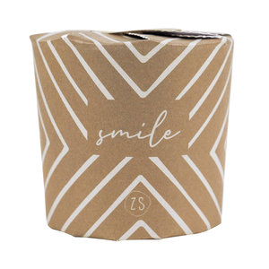 Zusss SMILE - SMALL SCENTED CANDLE